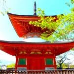 神社百景。「美の極致、厳島神社」
