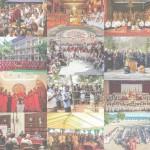 全世界五大陸 41ヶ国の仏教の日、4月8日。